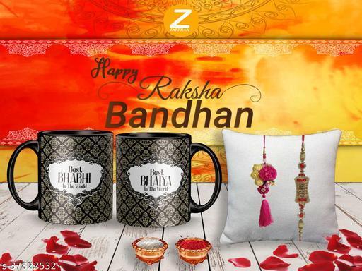Diva Elegant Rakhi Rakhi With Gifts