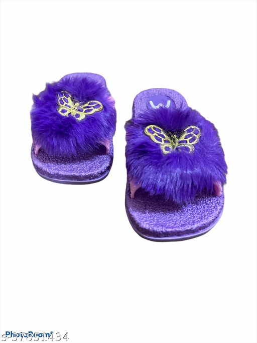 Cutiepie Elegant Kids Girls Flip Flops