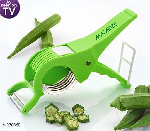 2 in 1 Vegetable Cutter and Peeler