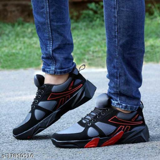 Modern Graceful Men Sports Shoes