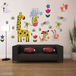 PVC Vinyl Decorative Wall Stickers