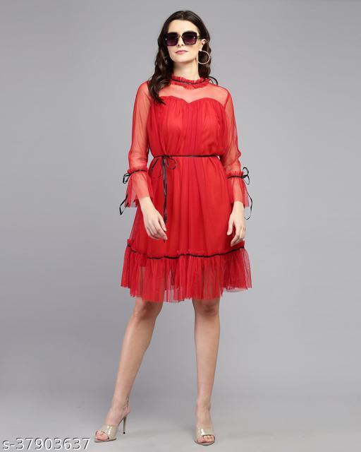 WOMEN SUMMER BEAUTIFUL DRESS