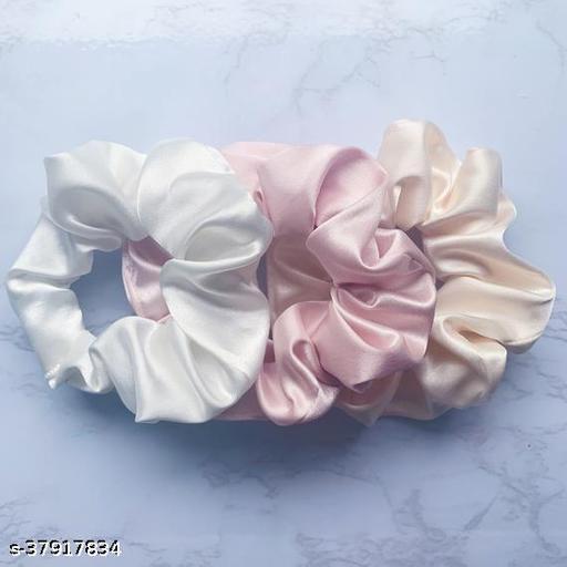 Girls Beautiful Scrunchies set for-3