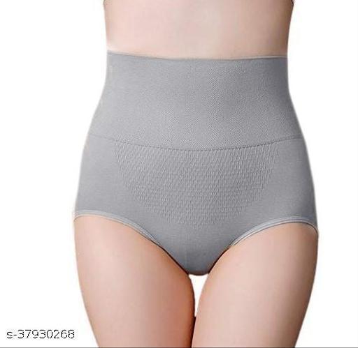 EAGLE  Women's Shapewear Grip Wire No Rolling Down Tummy Tucker