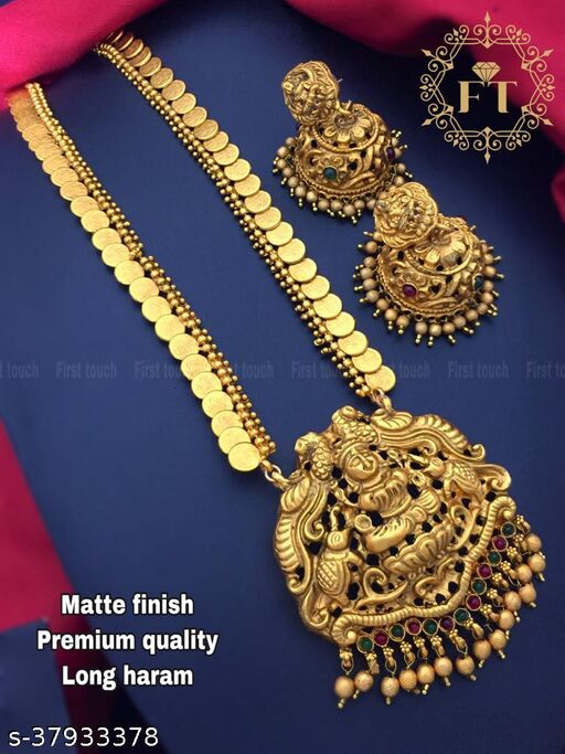 Shimmering Colorful Jewellery Sets