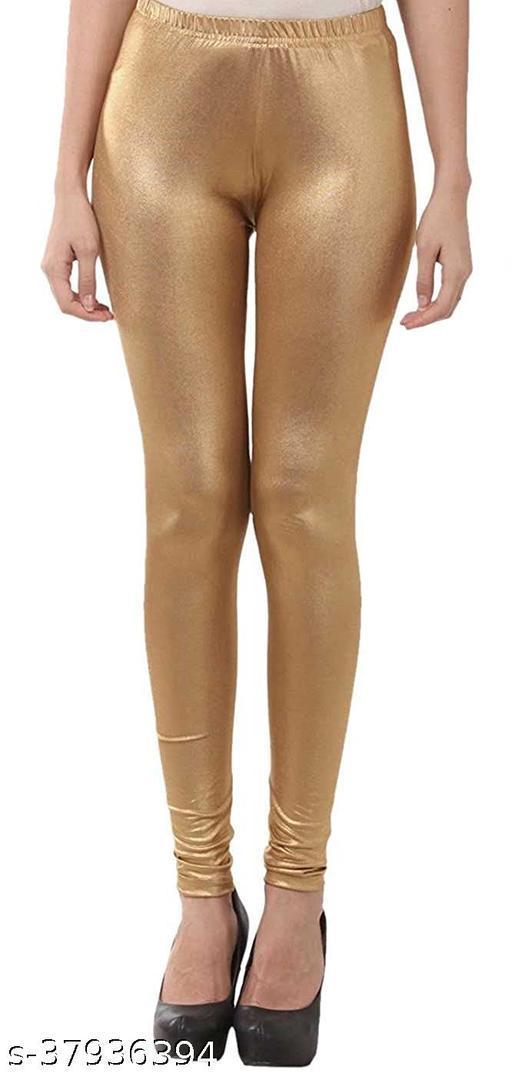 Shimmer Streachable Legging for Women