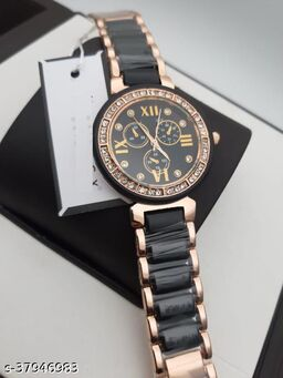 classic trendy stylish watch for Girls and womens