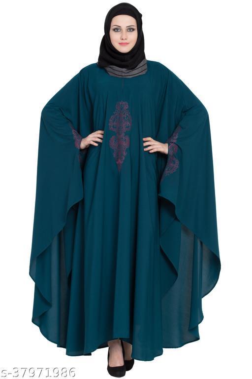 Latest Women Muslim Wear Abayas