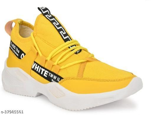 Modern Trendy Kids Boys Sports Shoes