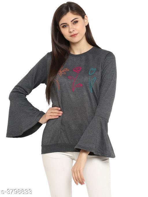 Fancy Women's Fleece Sweatshirts
