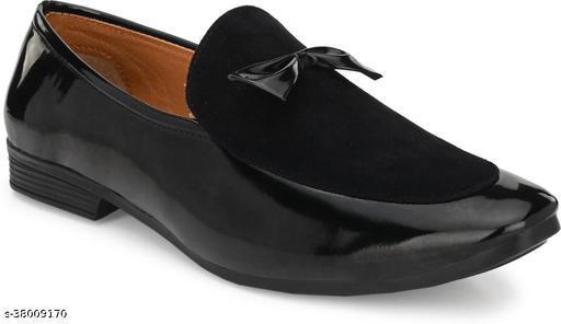 Loafer shoes for men black