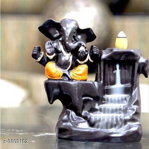 Polyresin Traditional Home Decor Idol