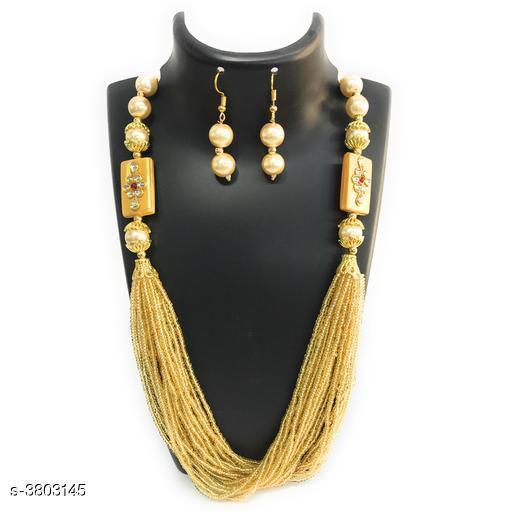 Trendy Alloy Women's Jewellery Set