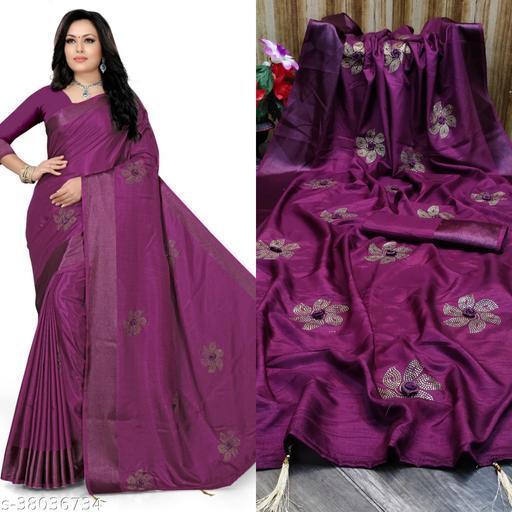 Fancy  Soft Silk sarees with Fancy Buta