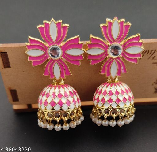 Elite Beautiful Jumkha Earrings