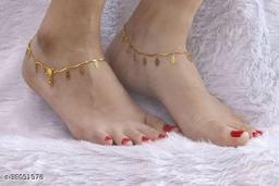 Twinkling Fancy Woman Anklets