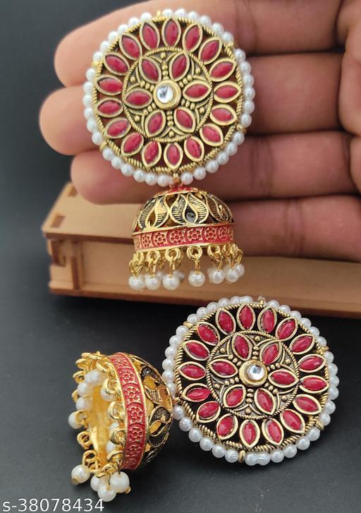 Beautiful Charming Jummar Earrings set