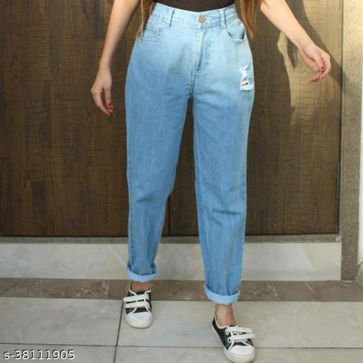 Classy Latest Women Jeans