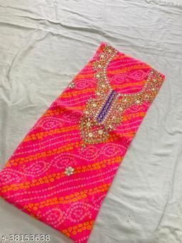 Banita Fashionable Kurti Fabrics