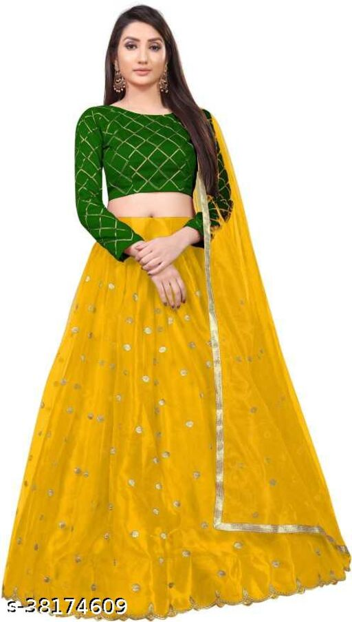 Aagam Attractive Women Lehenga