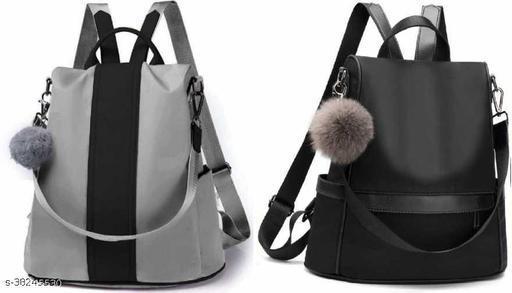 Gorgeous Fashionable Women Backpacks