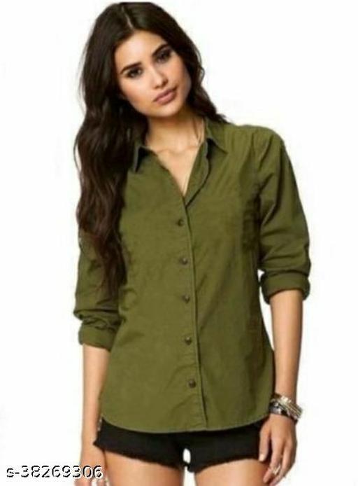 Fancy Fashionable Women Shirts