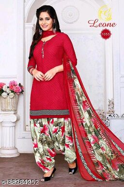 Parmeshwari Textile Stylish Printed Suits For Women