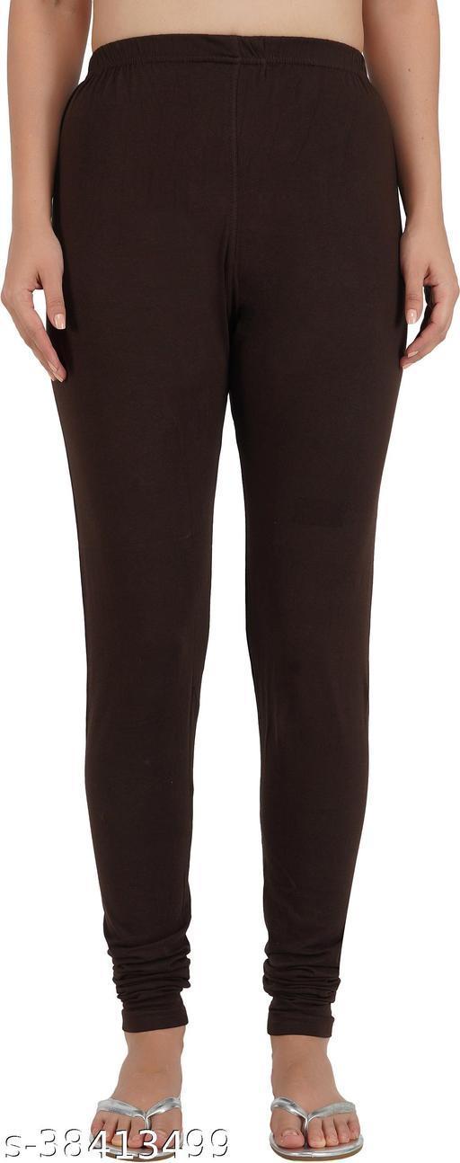 Nagnechya Fashion Women Cotton Blend Legging
