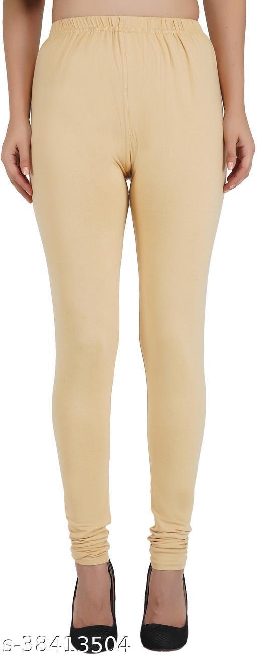 Nagnechya Fashion Women Cotton Blend Chudidar Legging