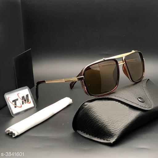 Trendy Metal Unisex Sunglass