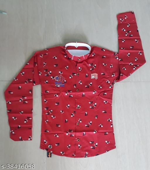 Cutiepie Classy Boys Shirts