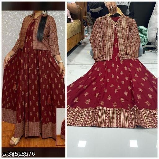 Aagam Fashionable Women Kurti
