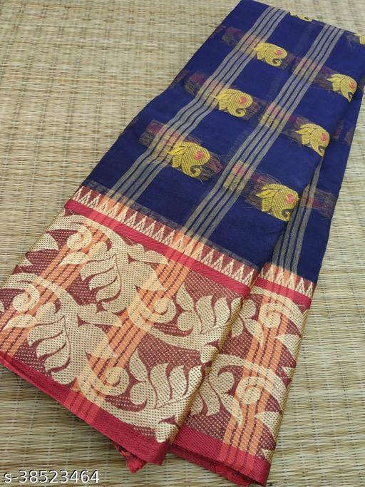 Pure Cotton Saree (Tant Saree)