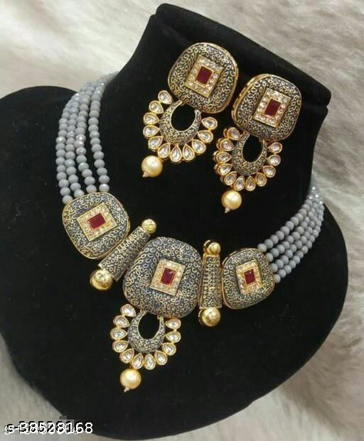 Allure Chunky Women Jewellery Set