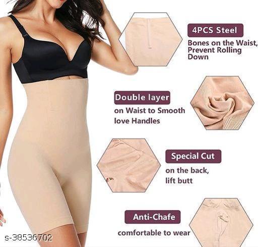 Women Waist Trainer Shapewear Tummy Control Body Shaper