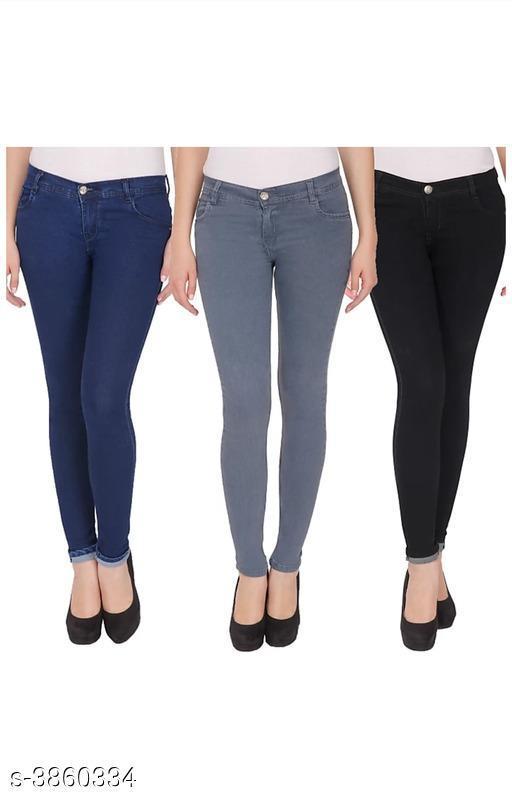 Sia Attractive Women's Jeans Combo