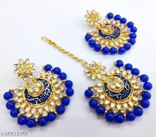 Twinkling Glittering Earrings