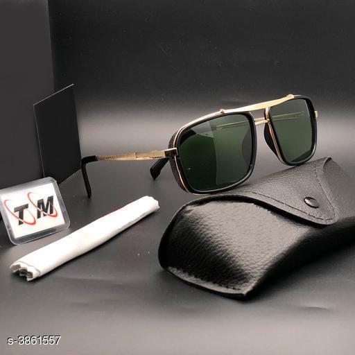 Fashionable Desginer Metal Unisex Sunglasses
