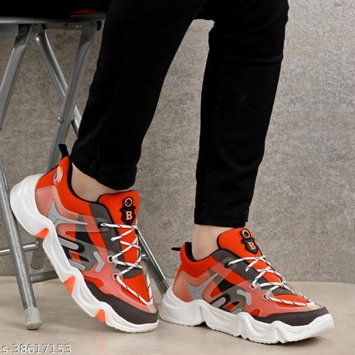 Viuuu Men's  Mesh Comfortable Stylish Trendy Running sports shoes