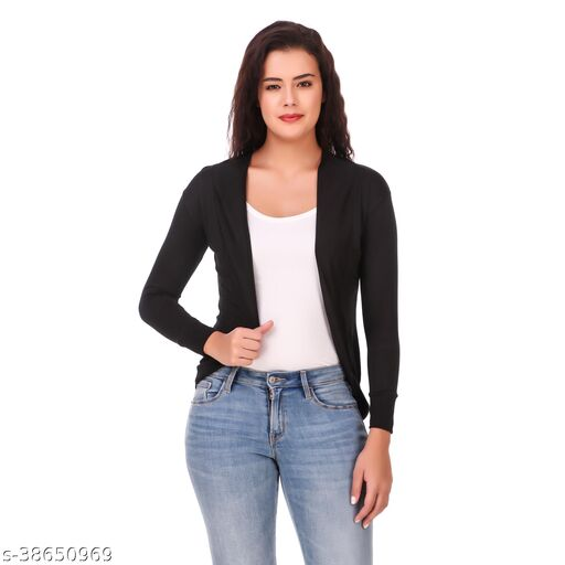 Aadya Fashion women shrug