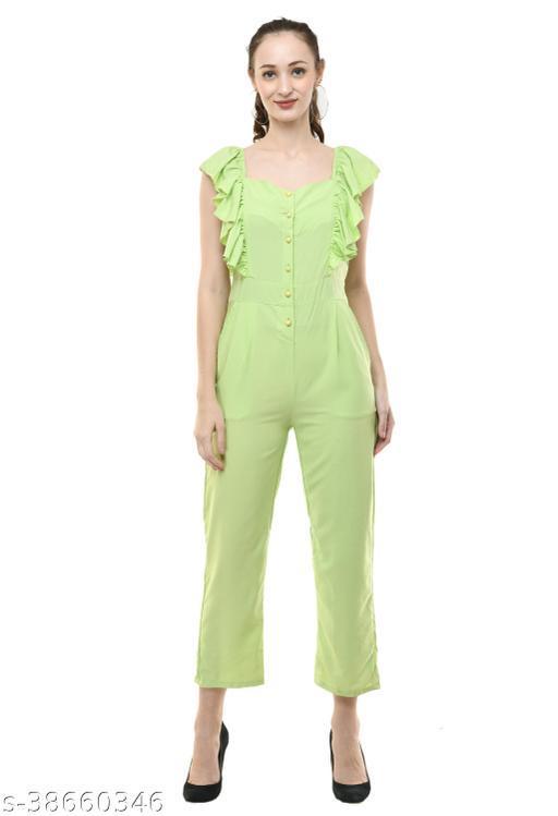 Comfy Fashionable Women Jumpsuits