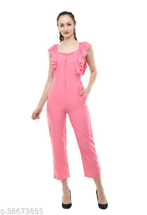 Fancy Fashionable Women Jumpsuits