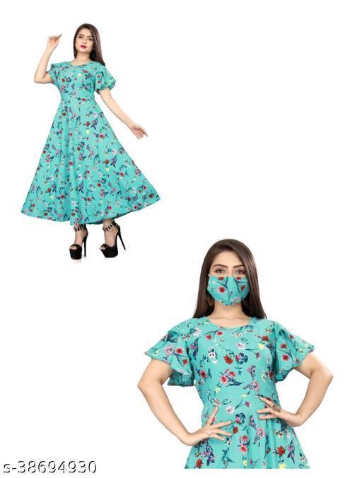 Comfy Fabulous Women Gown
