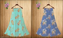 Ravishing Latest Women Western Skirts