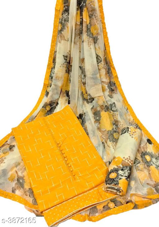 Priya Elegant Women's Suits & Dress Materials