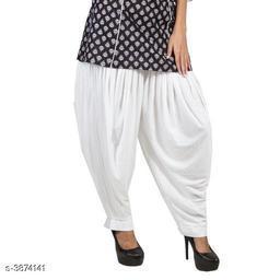 Trendy Soft Solid Women's Salwar