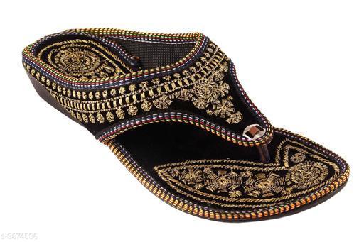 Stylish Women's Black Flats