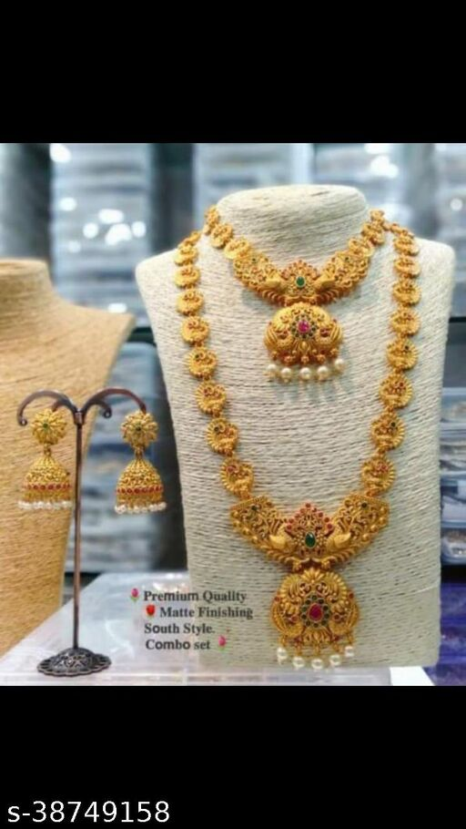 South Indian Jewellery Set