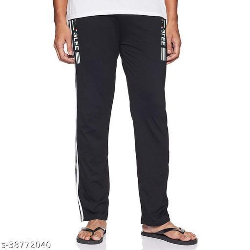 GLEE Cotton Regular Fit Track Pant For Men(Pack of 1)