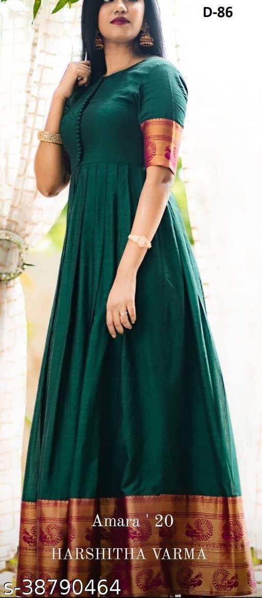 Classy Retro Women Gowns